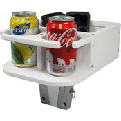 V-Lock Drink Holder and Catch All