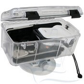 Large Dry Box with SeaSucker Vacuum Mount - Horizontal Mount