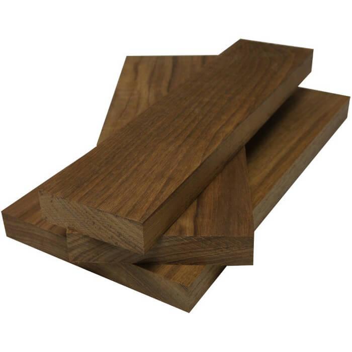 Marine teak lumber quot thick wood