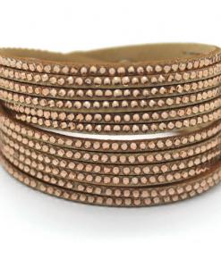 zapestnica fashion gold