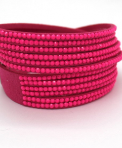 zapestnica fashion pink