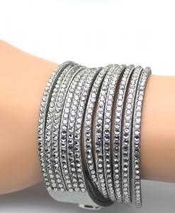 zapestnica fashion silver