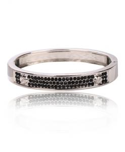 zapestnica luxury srebrna