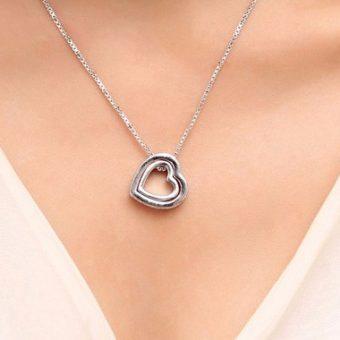 Ogrlica Ogrlica Precious Heart Precious Heartsious Heart