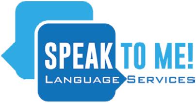 Speak To Me Language Services