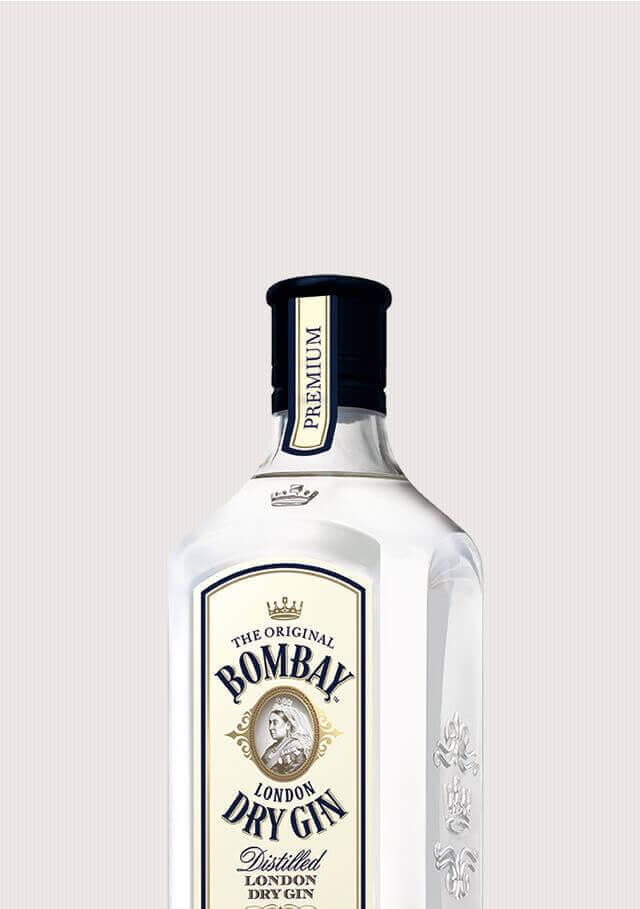 Bombay Dry Gin - Bombay Sapphire Deutschland