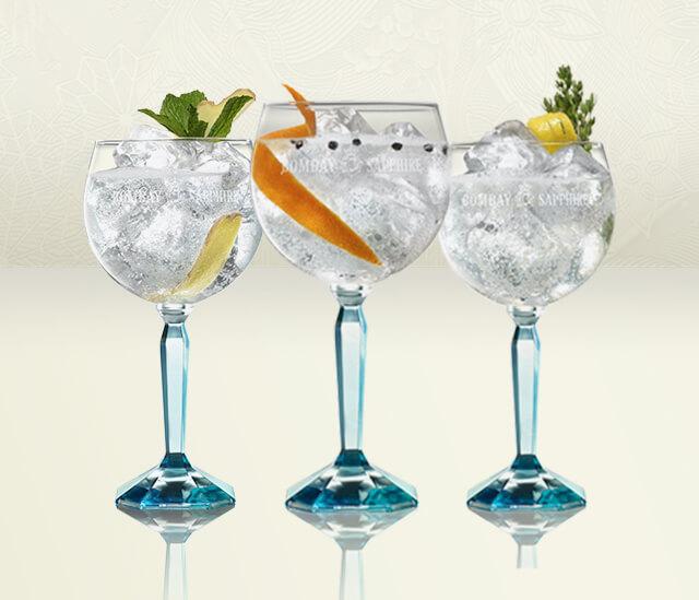Bombay Sapphire | Cocktails