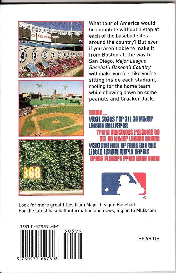 '.Baseball Country.'