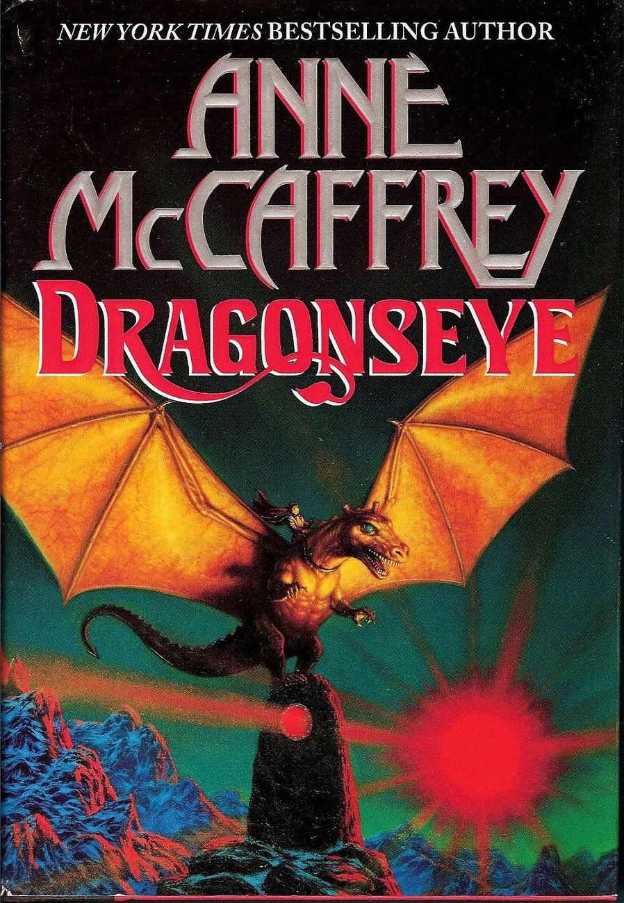 Dragonseye by Anne McCaffrey 1st ed HC 1997 Dragonriders of Pern