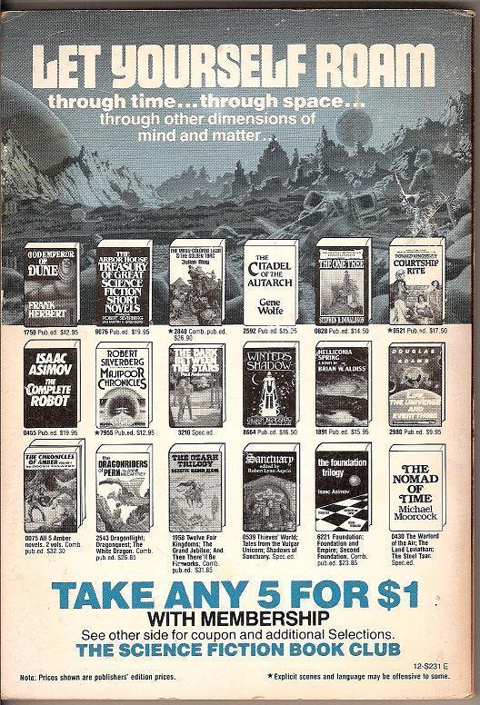 Image 1 of Isaac Asimov's Science Fiction Magazine February 1983