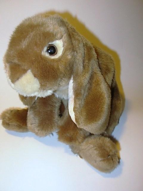 Toys Are Us Stuffed Animals : Animal alley brown bunny rabbit plush hare stuffed