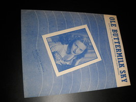 Sheet_music_ole_buttermilk_sky_canyon_passage_patty_clayton_1946_berke_01_thumb200