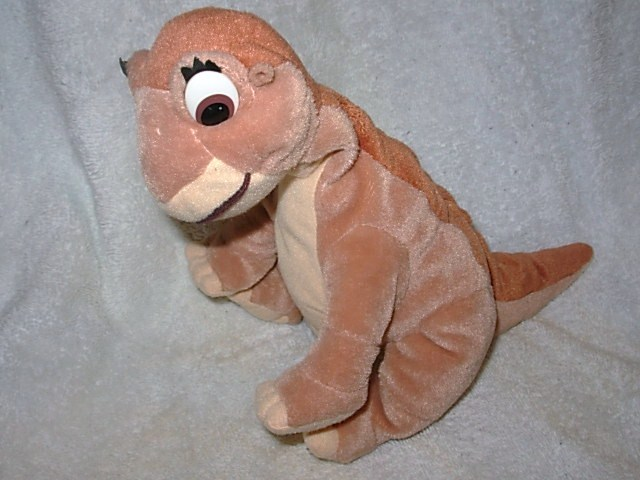 Land Before Time Little Foot Long Neck Dinosaur Plush Toy