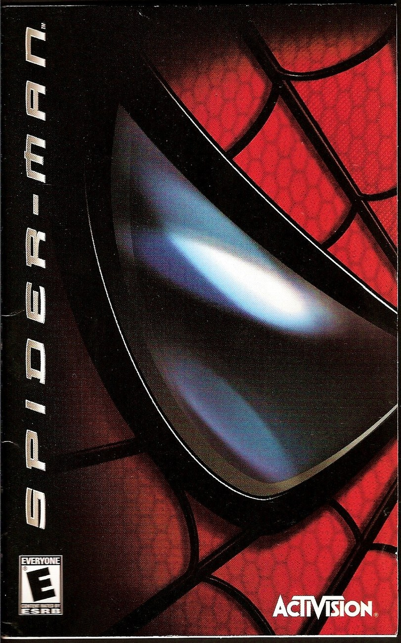 Image 2 of Spider-Man The Move PlayStation 2 video game 2002 Activision