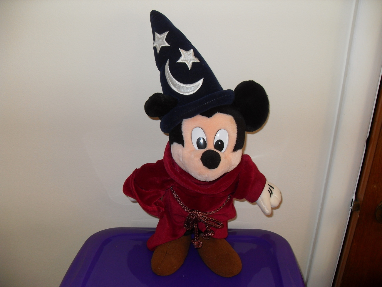 Disney Mickey Mouse Wizard Doll