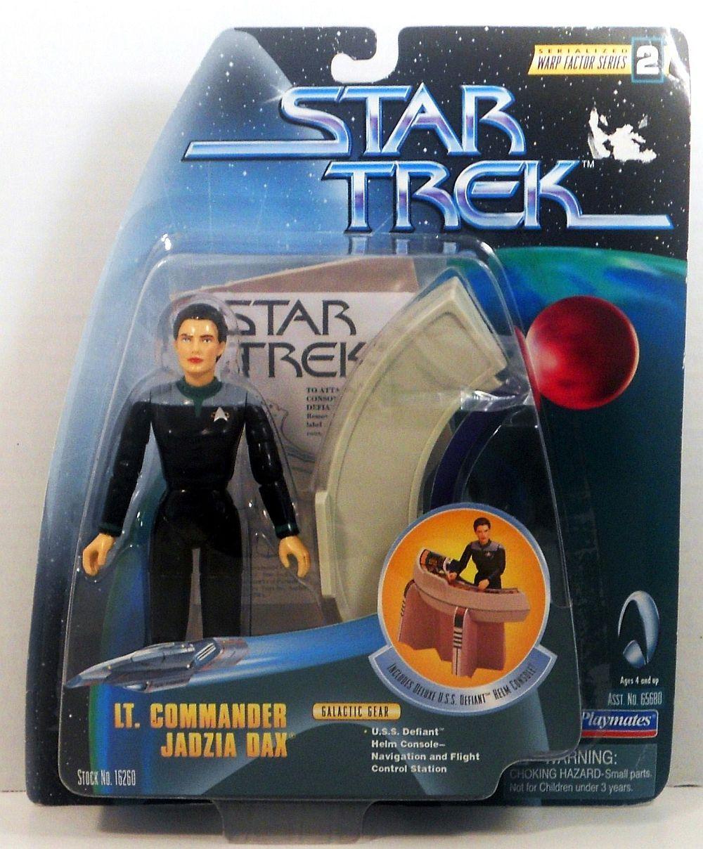 Image 0 of Star Trek DS9 Lieutenant Jadzia Dax Warp Factor Series 2