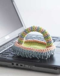 Crochet-duster