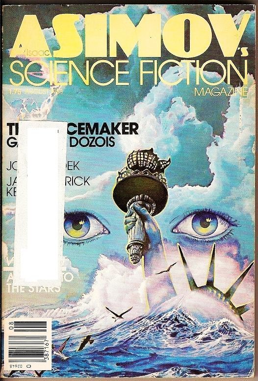 Isaac Asimov's Science Fiction Magazine August 1983