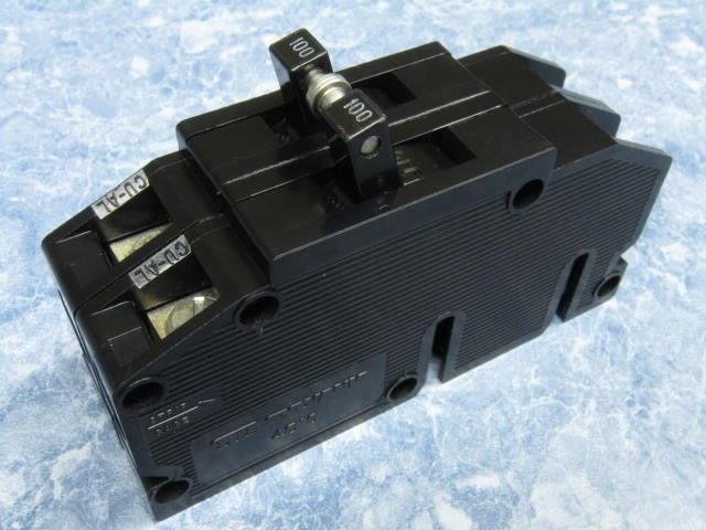 100 amp breaker fits zinsco type q or qc guaranteed
