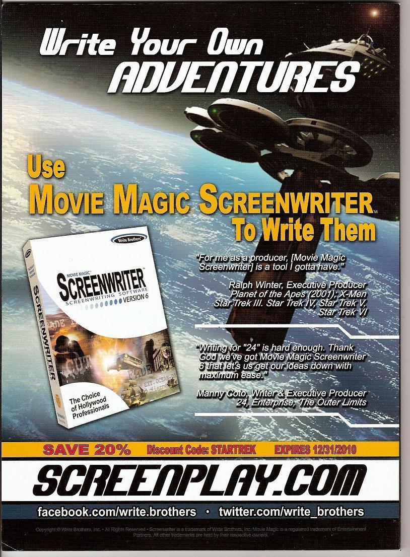 Image 1 of Star Trek Magazine issue 26 Ultimate Star Trek Movie Guide