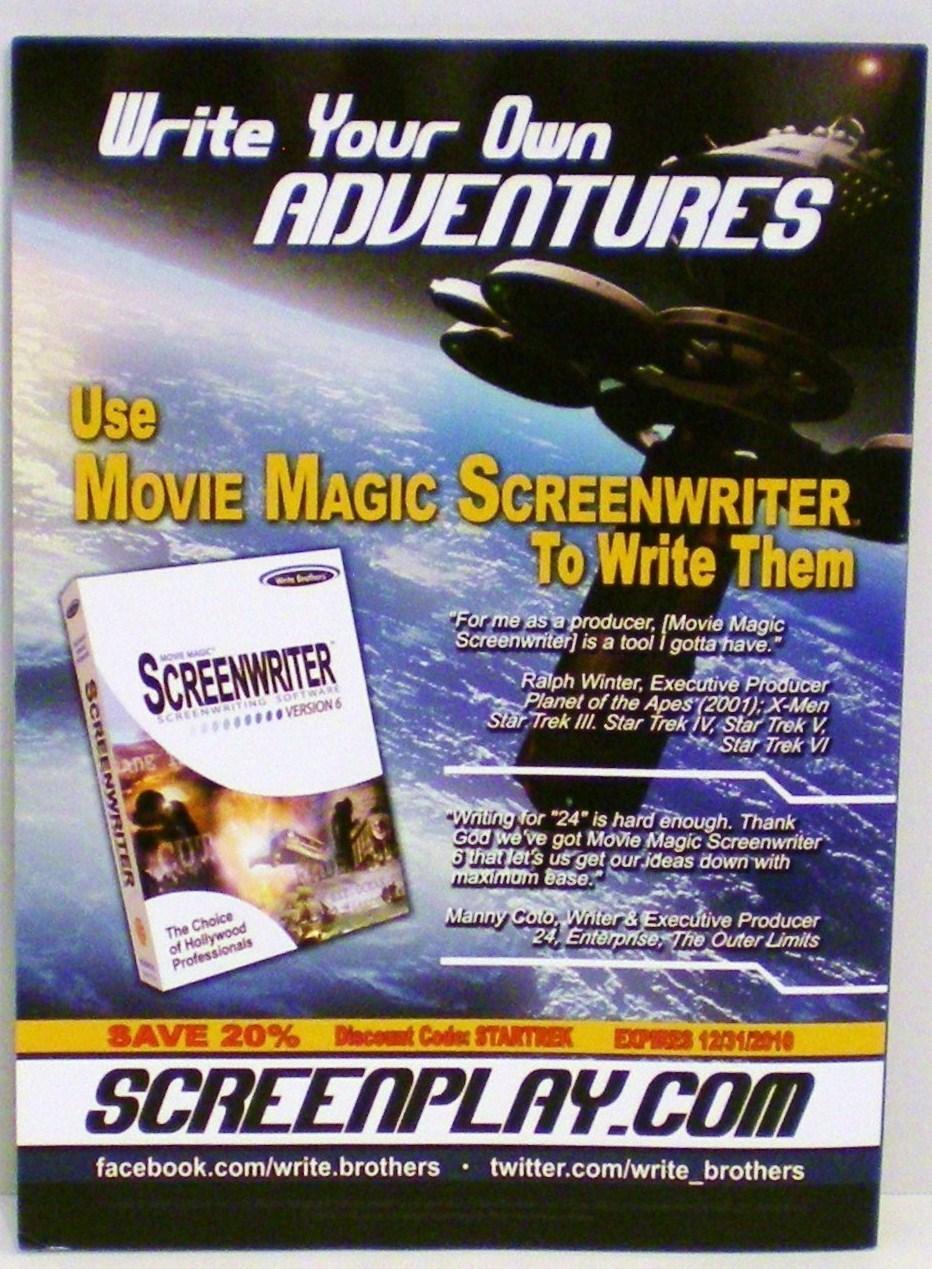 Image 3 of Star Trek Magazine issue 26 Ultimate Star Trek Movie Guide