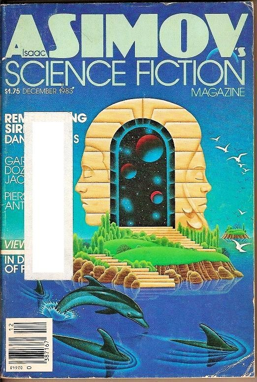 Isaac Asimov's Science Fiction Magazine December 1983