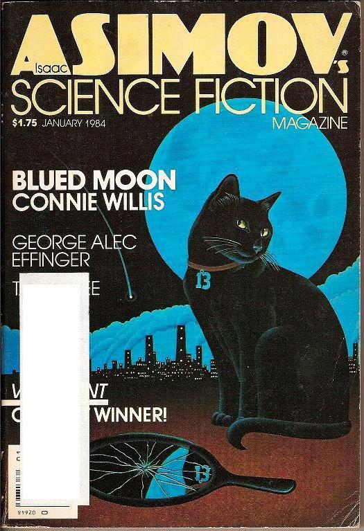 Isaac Asimov's Science Fiction Magazine January 1984