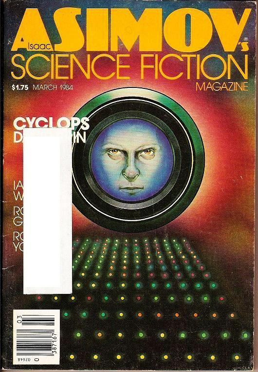 Isaac Asimov's Science Fiction Magazine March 1984