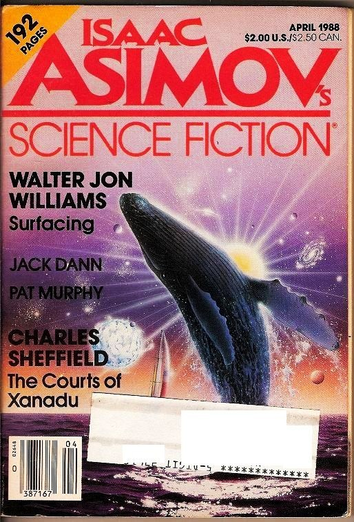 Isaac Asimov's Science Fiction Magazine April 1988
