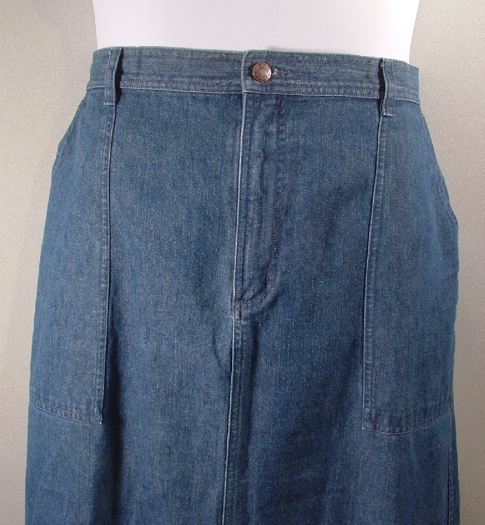 Women'S Denim Skirt 95