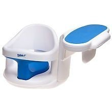 SAFETY 1ST TUBSIDE BABY BATH TUB SIDE SEAT RING INFANT