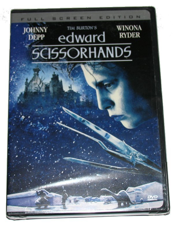 Dvd-edward-scissorhands