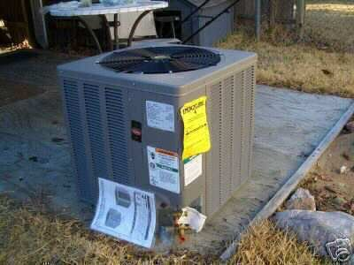 3 TON CENTRAL AIR CONDITIONING CONDENSING UNIT A/C