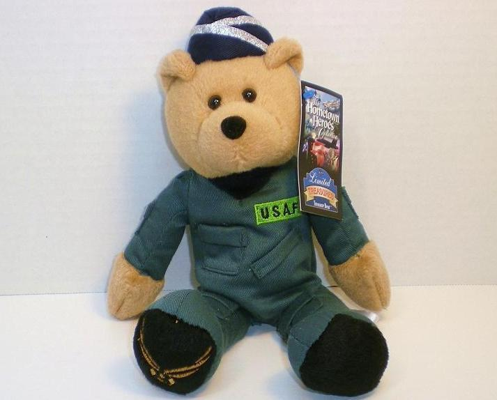 Guardian US Air Force Bear Hometown Heroes Limited Treasures