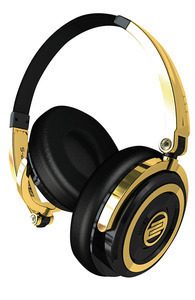 Reloop RHP-5 DJ Headphones (Gold Rush)