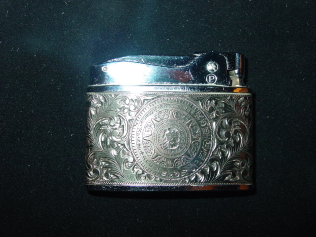Vintage Penquin Superlative Automatic Cigarette Lighter