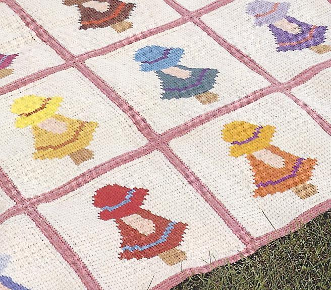 Free Patterns - | The Home of Sunbonnet Sue on the web