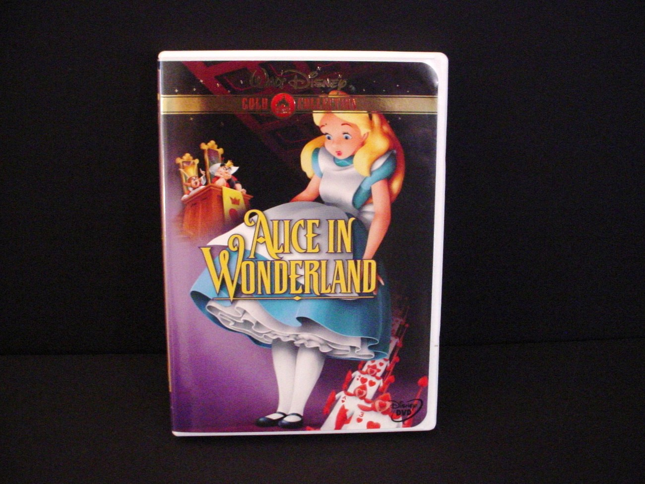 Disney Alice In Wonderland Dvd Pictures to Pin on ...
