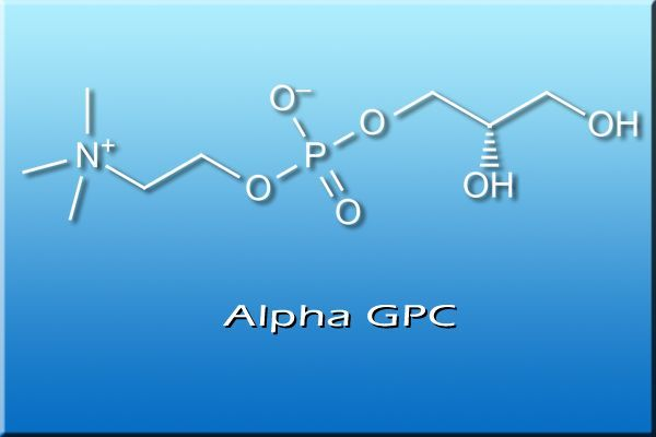 NootraBioLabs Alpha GPC 99% Choline 50g Bulk Powder