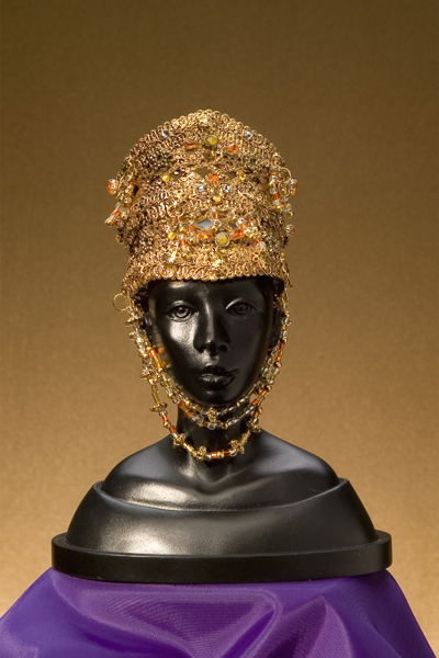 Harriet Rosebud Miniature Hat Queens In Honor Of Candace