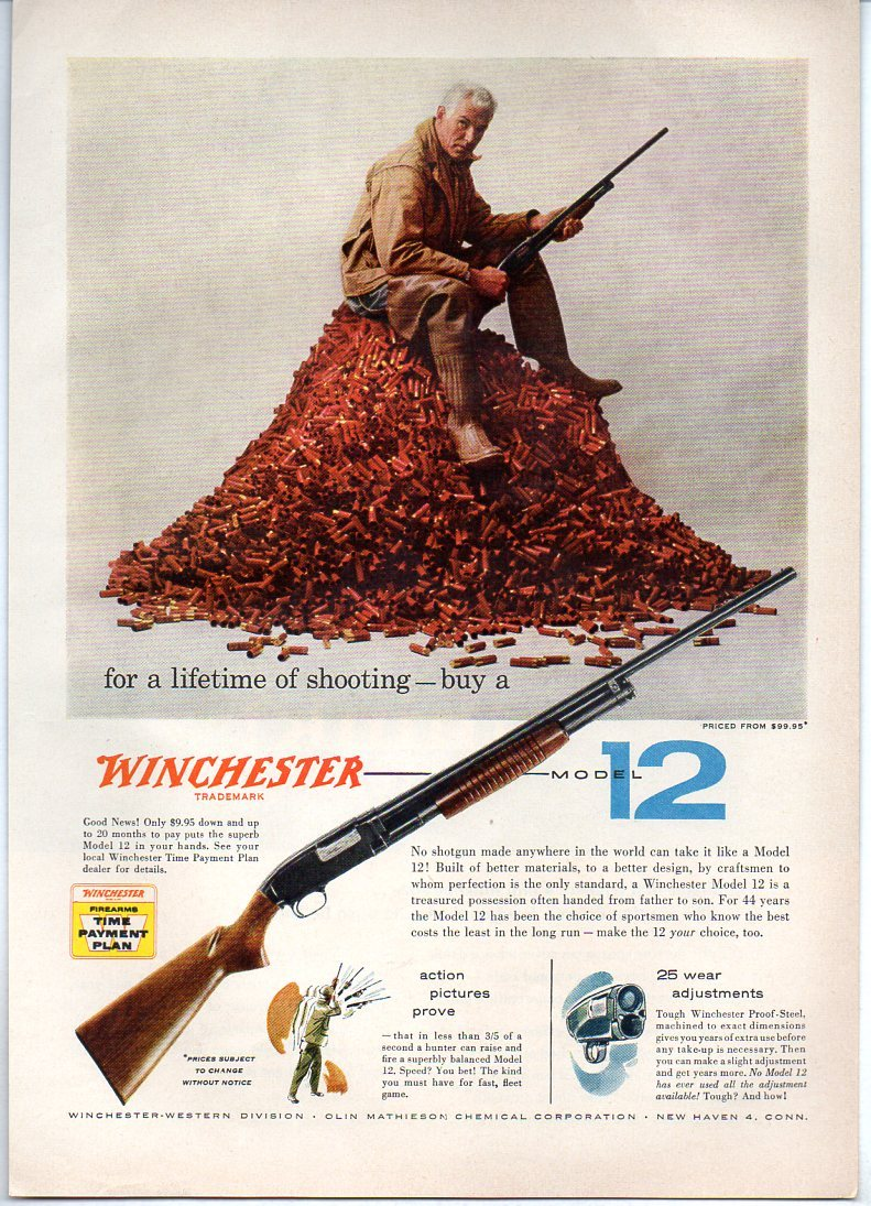 The Winchester Model 12 - Page 1 - AR15 COM