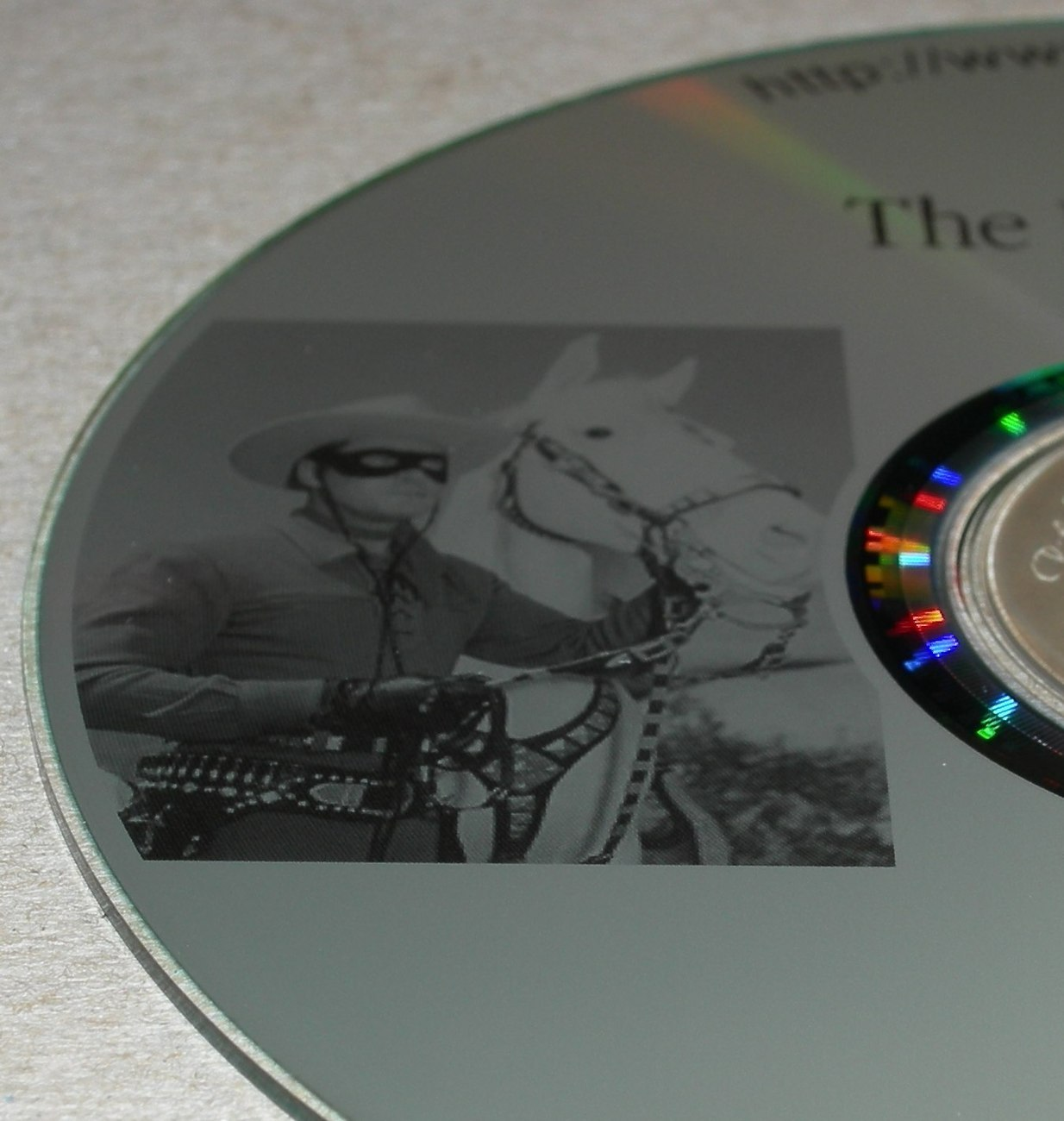 Old Time Radio Show - Lone Ranger - Audio CD - OTR
