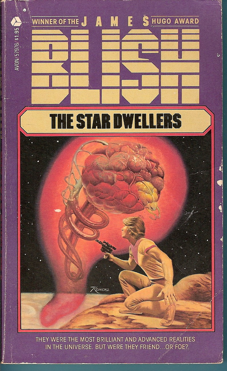 The Star Dwellers by James Blish 1982 Avon printing