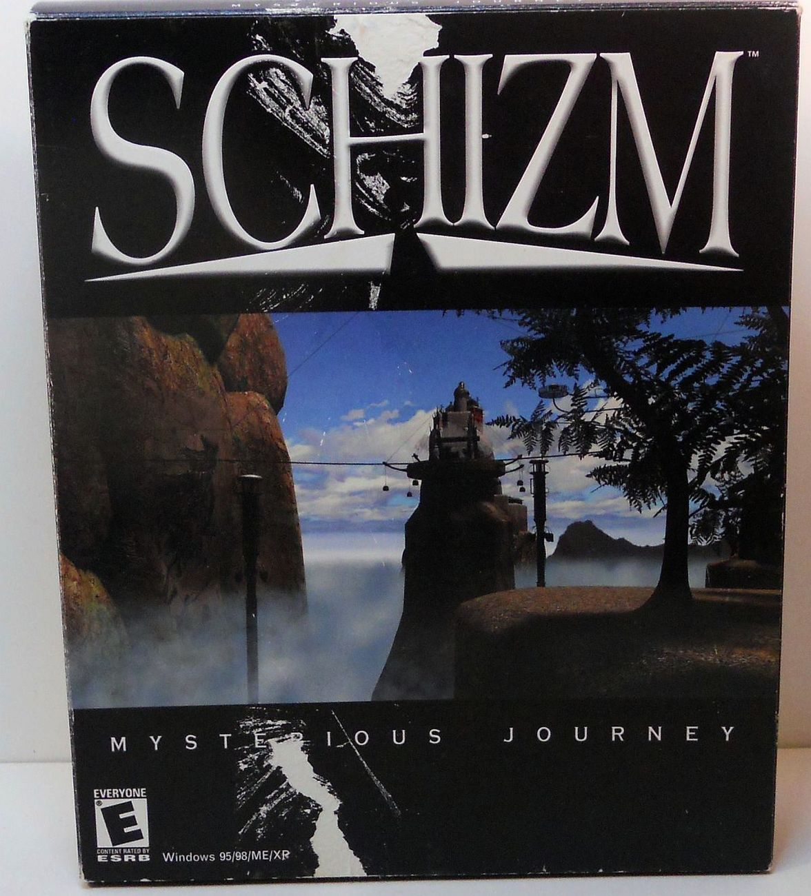Schizm Mysterious Journey PC game  Science Fiction Everyone