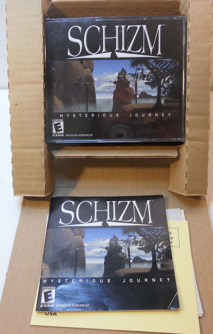 Image 2 of Schizm Mysterious Journey PC game  Science Fiction Everyone