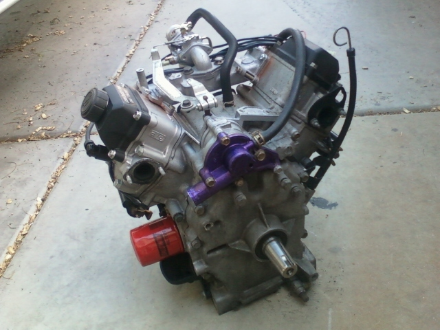 Original John Deere Gator 6x4 V Twin Engine Fd620d