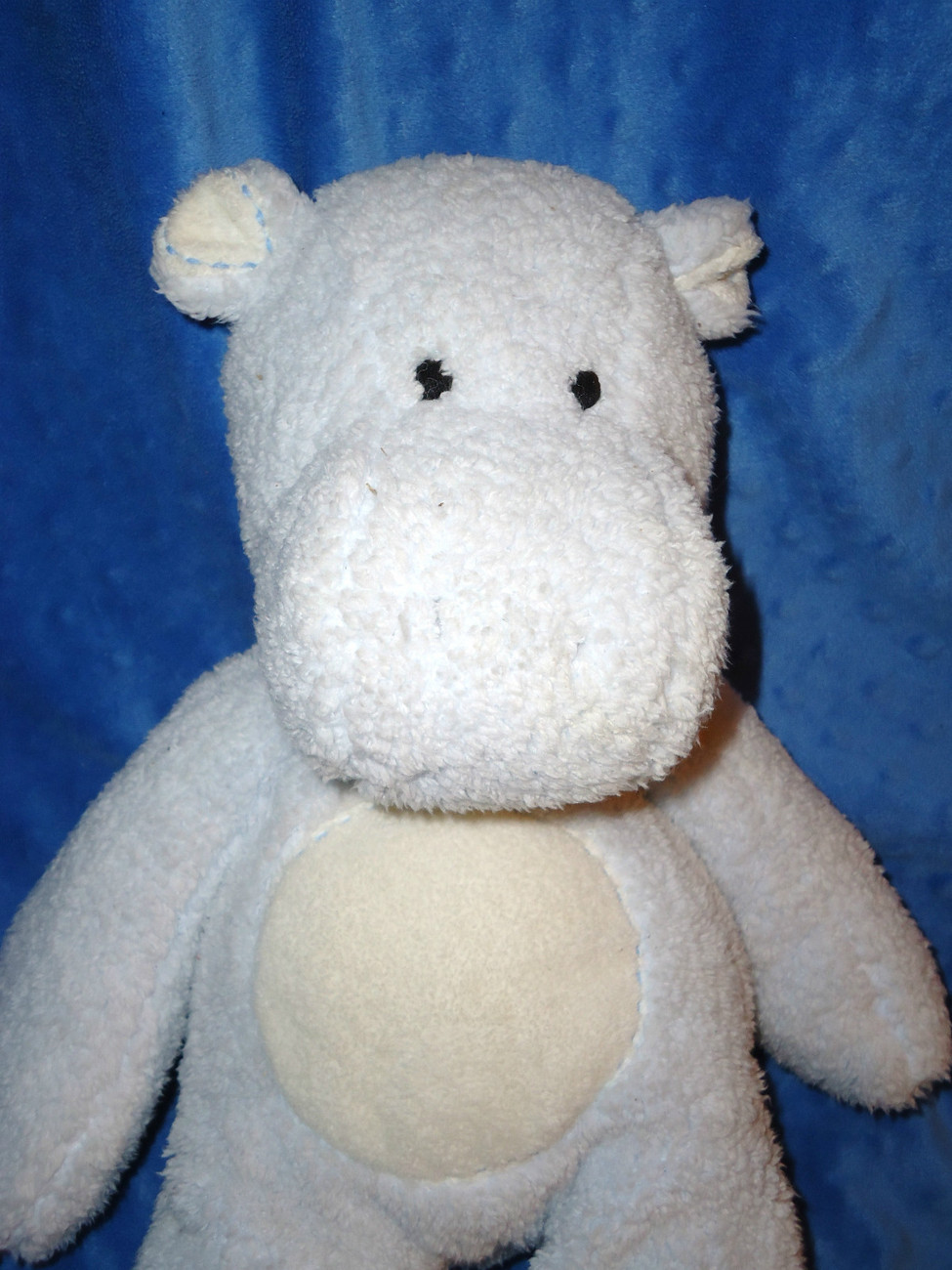 Pottery Barn Kids Outlet Hippo Critters Plush Stuffed