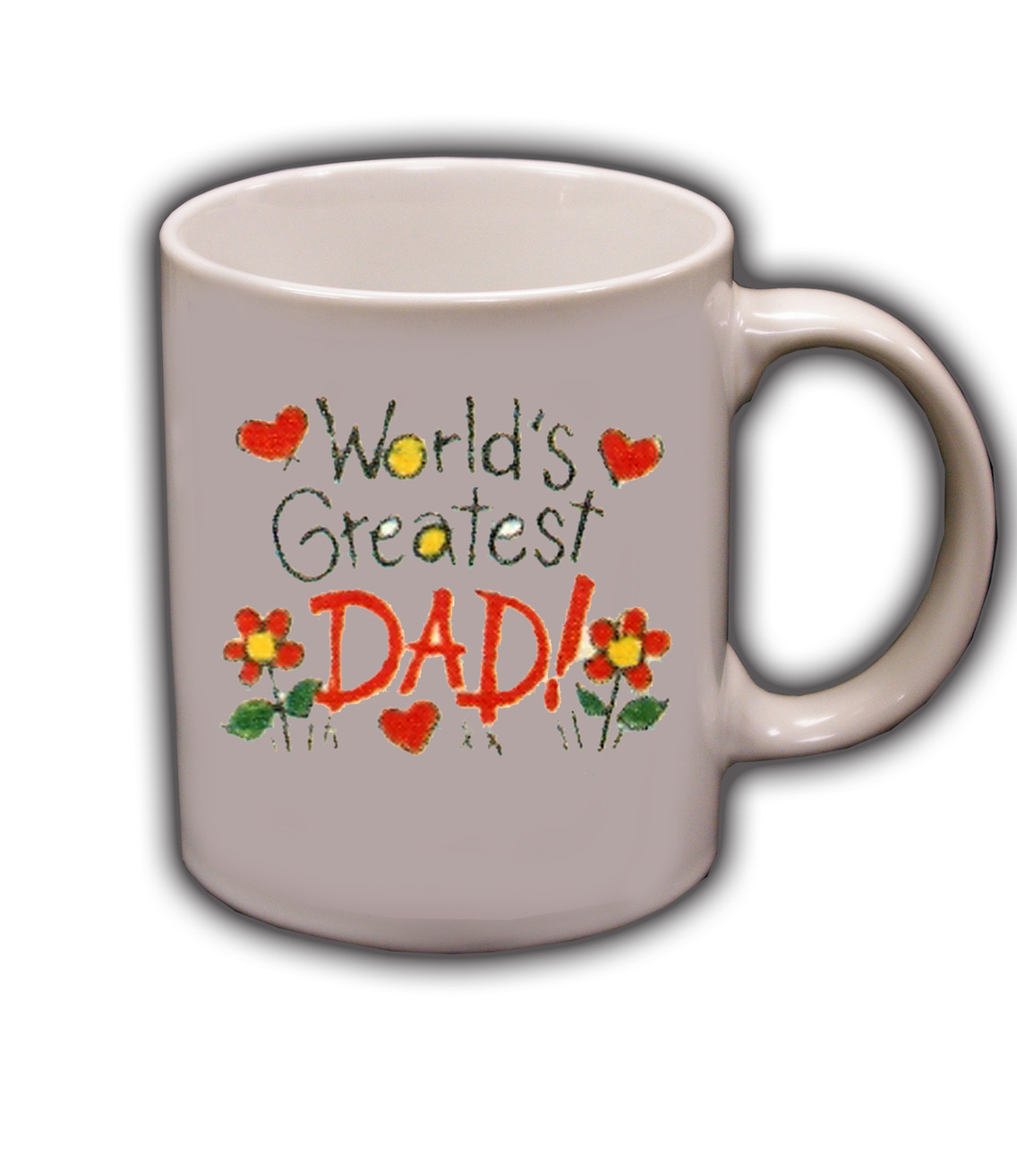 Personalized Custom Photo Father's Day Coffee Mug Gift #3 ...