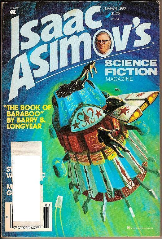 Isaac Asimov's Science Fiction Magazine March 1980