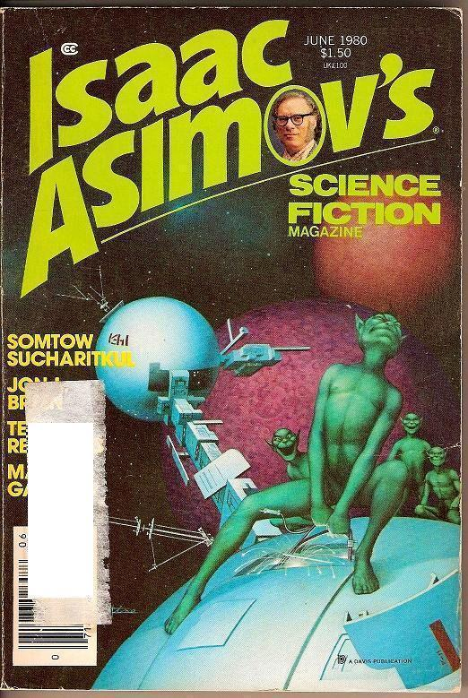 Isaac Asimov's Science Fiction Magazine June 1980